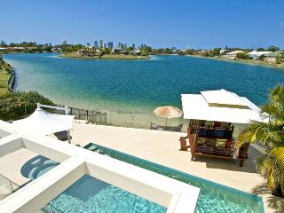 Broadbeach Waterfront  Luxury Beach house - Mermaid Waters vacation rentals