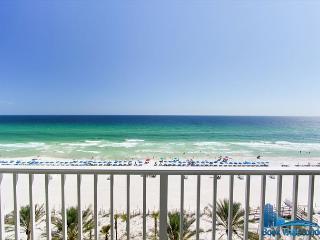 Boardwalk 707 - Gorgeous 1 Bedroom - Sleeps 6 - Direct Gulf front! - Panama City Beach vacation rentals