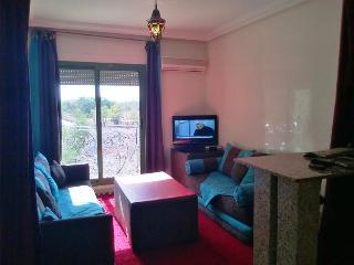 PALAZIO GUELIZ WIFI+PC FLAT 1bed1bath in Marrakech - Marrakech vacation rentals