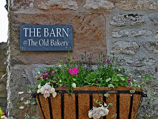 The Barn at The Old Bakery - Bakewell vacation rentals