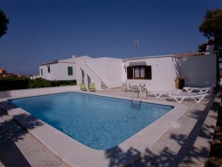 A villa with view & pool - Port d'Addaia vacation rentals