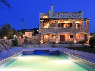 Chania Villa Rental with Pool - Chania vacation rentals