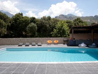 T3 CLEMENTINU dans villa corse - Calenzana vacation rentals