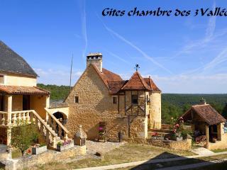 Gites Chambre Des 3 Vallee - Salignac-Eyvigues vacation rentals