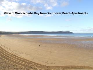 Southover Beach Apt 8 - Woolacombe vacation rentals