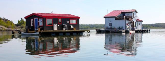 Studio B&B and Main House - Floating Home B&B - Yellowknife - rentals