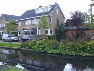Stylish house , great connections to A'dam centre - Haarlem vacation rentals