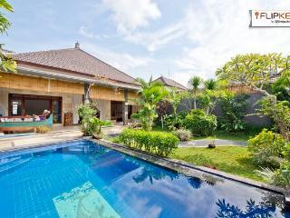 Villa Athena,2bds,unique experience - Kerobokan vacation rentals
