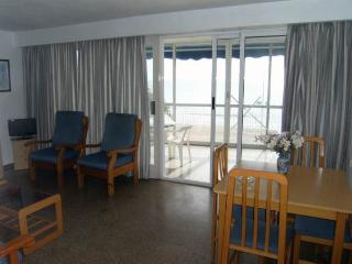 Beach front - 3 bedroom apt - Benidorm vacation rentals
