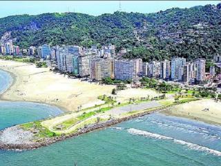Kit frente ao MAR - Sao Vicente vacation rentals