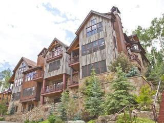 Trails Edge 9 - 3 Bd, 3.5 Ba Luxury Penthouse - Sleeps 7 - Ski In Ski Out Access onto Double Cabin Ski Run - Mountain Village vacation rentals