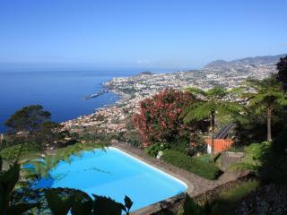 VUE SPECTACULAIRE SUR FEU D'ARTIFICE FUNCHAL - Funchal vacation rentals