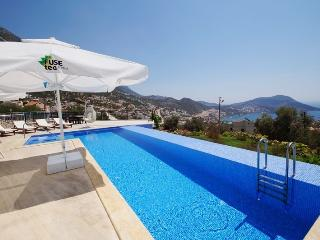 6 Bedrooms Seaview Villa (Free car or transfer) - Kalkan vacation rentals
