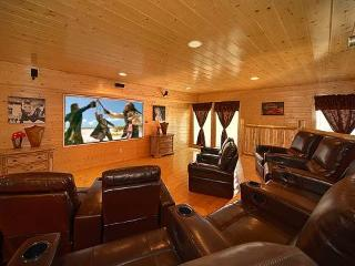Home Theater Lodge - Pigeon Forge vacation rentals