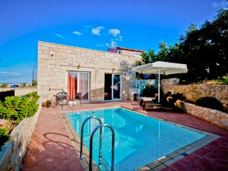 Stone House with Private Pool - Chania vacation rentals