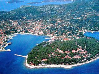 Hidden retreat in sea village - Island Ugljan vacation rentals