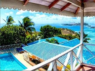 Stardust Villa - Bequia - Saint Vincent and the Grenadines vacation rentals