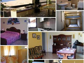 Casa Valentina, spaziosa e accogliente! - Arbus vacation rentals