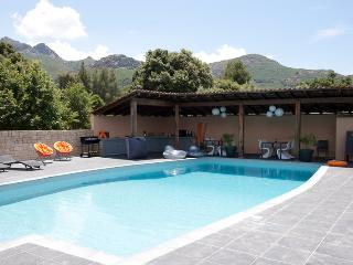 T4 CASTAGNU dans villa corse - Calenzana vacation rentals