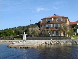 Sea front apartment Barka - Pasman Island vacation rentals