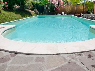 6 bedroom Tuscan villa in Sante Luce with giant pool, private pool and bicycles available - Santa Luce vacation rentals