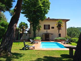 Villa il Castellaccio- Villa - Lucolena vacation rentals