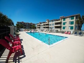 DeSoto Beach Club Condominiums - Unit 104 - Spectacular Views of the Atlantic Ocean - Swimming Pool - FREE Wi-Fi - Tybee Island vacation rentals