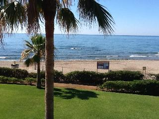 Large beachfront apartment - Mijas vacation rentals
