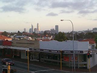 Sant Elmo Terrace - Perth vacation rentals