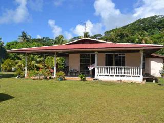 Villa à Raiatea - Uturoa vacation rentals