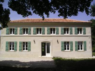 Les Vignes 5 bedroom house - Migron vacation rentals