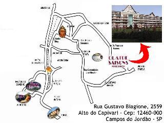 QUATRE SASIONS RESIDENCE - Campos Do Jordao vacation rentals