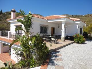Villa Maroma Free WiFi  Availabilty September 2015 - Vinuela vacation rentals
