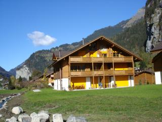 Apartment Weaver for Walking or Skiing - Lauterbrunnen vacation rentals
