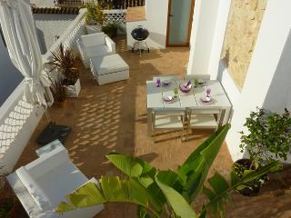 Boutique style townhouse spectacular terrace altea - Altea vacation rentals