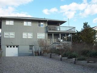 Large oceanfront home with terrific views and private beach. - Bethany Beach vacation rentals
