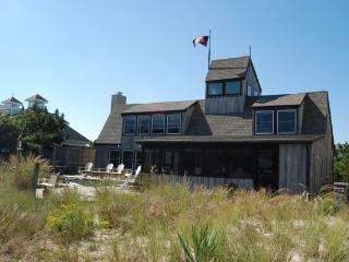 Oceanfront 5 bedroom beach home with screened porch and Widows walk. Great views! - Frankford vacation rentals