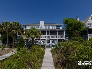 Sunset On The Sound - Comfortable Beach Front Duplex - Charleston Area vacation rentals