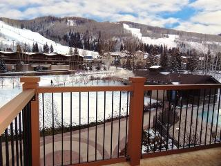 Great views of the mountains. A Penthouse vacation condo at Manor Vail Lodge - Vail vacation rentals