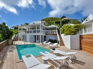 Amazing Villa Art with heated pool and housekeeping, just minutes from the beach - Flamands vacation rentals
