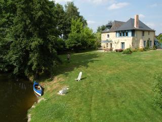 le rideau miné - Western Loire Valley vacation rentals
