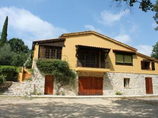 Villa Chateauneuf Grasse - Chateauneuf de Grasse vacation rentals