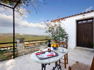 House with panoramic view - Chania Prefecture vacation rentals