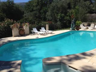 Appartement dans  villa ´´La Maison des Chênes ´´ - Tourrettes-sur-Loup vacation rentals