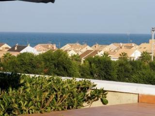 Beach penthouse with seaviews - El Perello vacation rentals