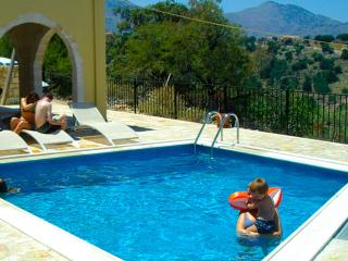 House with Pool in Crete - Chania vacation rentals