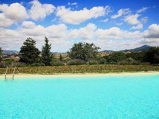 San Giacomo, home with a view - San Casciano dei Bagni vacation rentals