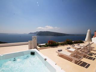Sunset Chaser Villa, Jacuzzi, Sea & Sunset Views - Santorini vacation rentals