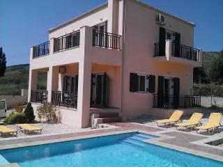 Villa Fengaraki, 4 bedrooms 350mtr from the beach - Cephalonia vacation rentals