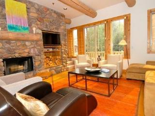RIVER RUN G: Ketchum Location, On Bike Path and Steps From Ski Lifts - Ketchum vacation rentals